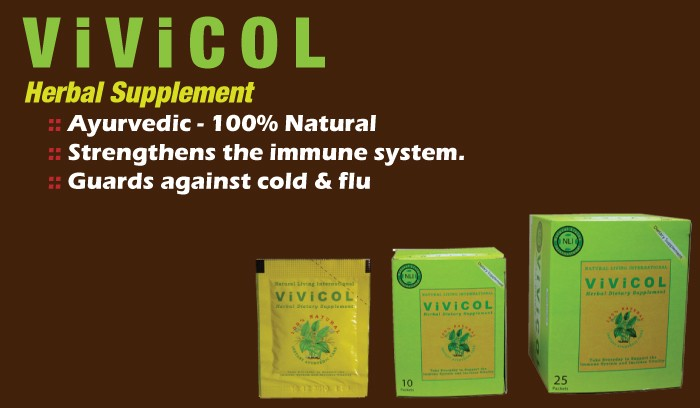 ViViCOL Herbal Dietary Supplement